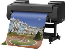 Canon Pro-4100_with_Poster