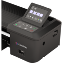 easy to use control panel - Colortrac SmartLF Scan