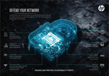 HP DesignJet Network security - HP DesignJet Security - Stay Safe with HP