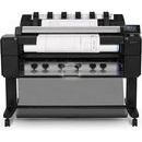 Front - HP DesignJet T2530 Multifunction Printer series