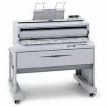Ricoh high quality wide format copier