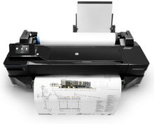 HP Designjet t120 Top