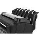 Easy top stacking - HP DesignJet T2530 Multifunction Printer series