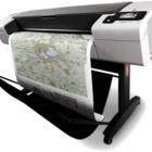 Printing a GIS application