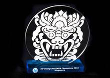 HP Designjet Award 2015 - HP Designet Champions UK!