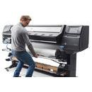 Media Loading HP Latex 370 - HP Latex 370 Printer L4R41A