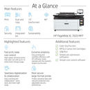 HP Pagewide XL 3920 features at a glance - HP Pagewide XL 3920 A0 Multifunction Printer
