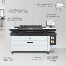 HP Pagewide XL 4200 Features