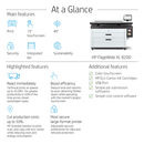 HP PageWide XL 8200 Key Features - HP PageWide XL 8200 40-inch Printer