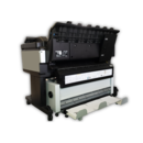 With folder - HP Designjet T3500 Production eMultifFunction Printer (eMFP)
