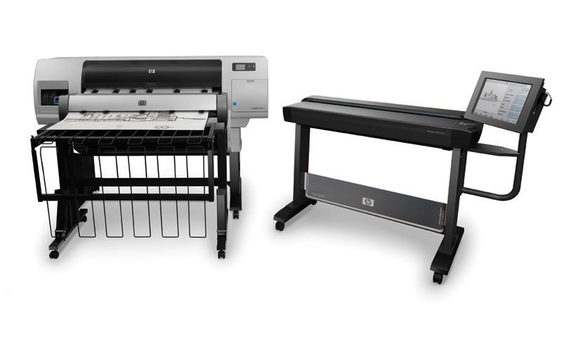 HP Designjet T7100 CQ105A