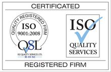 Stanford Marsh ISO 9001 Certified Firm - Stanford Marsh achieve ISO 9001:2008 Management Standard