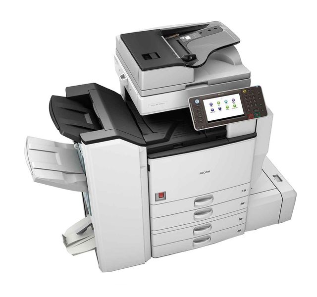 Ricoh Aficio MP 7001 SP Multifunction B & W Drivers (2019)