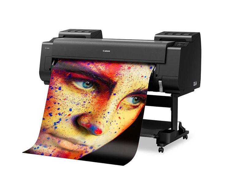 Pr0 4000 With Colour Image