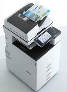 Ricoh Copiers Bristol UK
