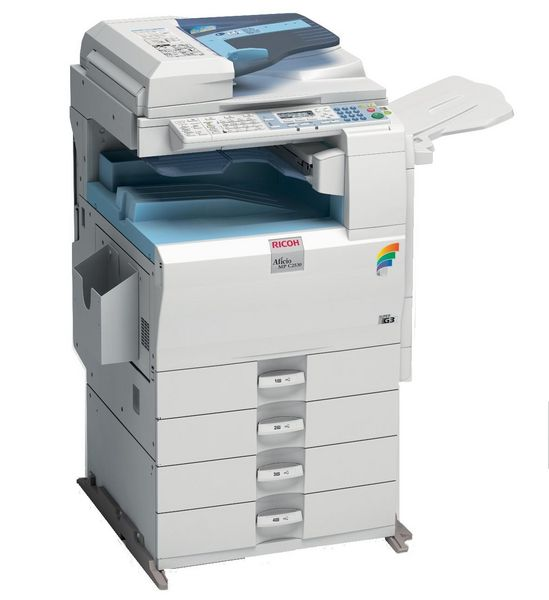 Ricoh Aficio MP 6001 SP Multifunction B & W PPD Drivers (2019)