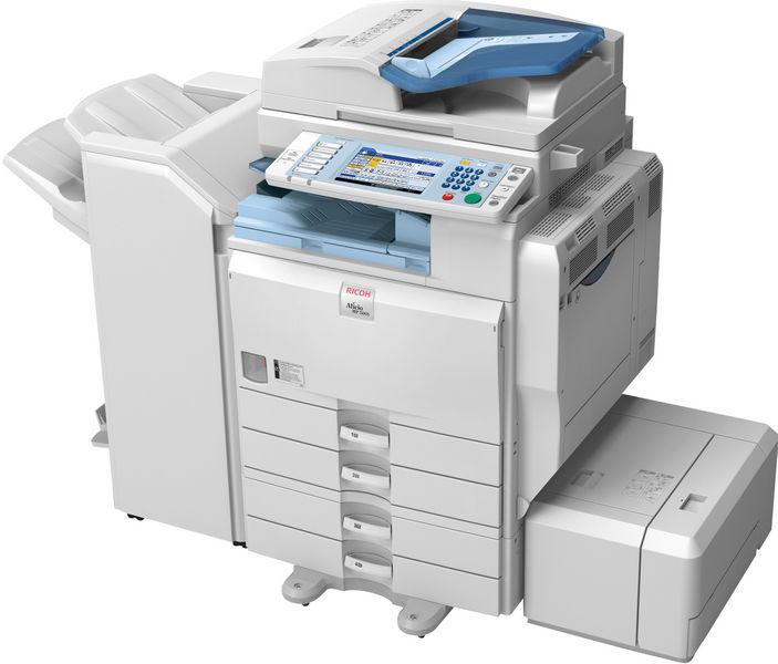 Ricoh Aficio™ MP 4001 Digital Copier | Stanford Marsh