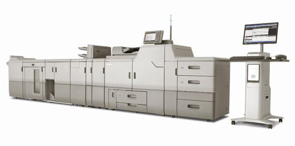Ricoh Aficio Pro C751ex Colour Production Printer