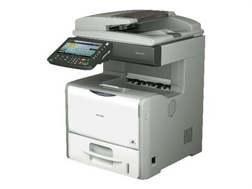 Ricoh Aficio MP 7001 SP Multifunction B & W PCL 6 Treiber Windows 7