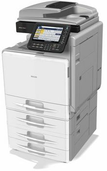 Ricoh Aficio™ MP C300 Multifunctinal Colour Copier