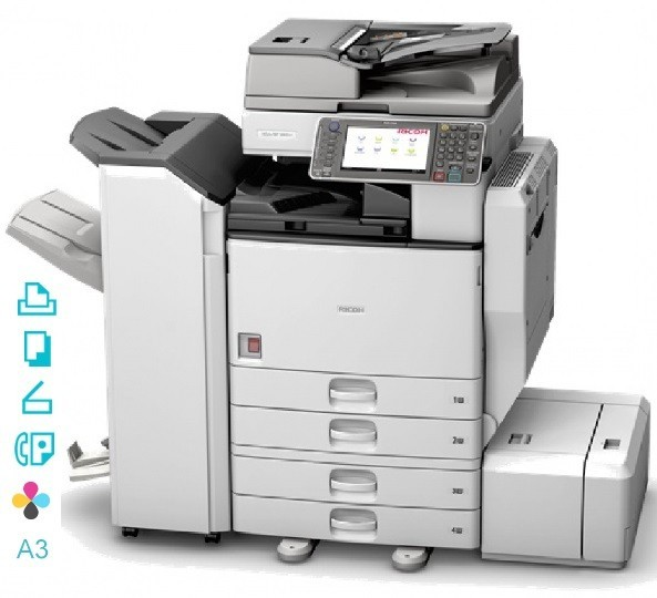 Ricoh Aficio MP C300 Multifunction LAN Fax Windows 8 Drivers Download (2019)