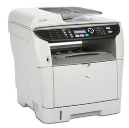 Ricoh Aficio MP 3410SF Multifunction B & W PPD Driver (2019)