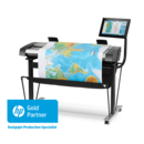 HP HD Scanner UK Gold Partner - HP DesignJet HD Pro Scanner G6H51A
