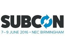 Subcon 2016 - Showcasing 3D Printers at Subcon 2016