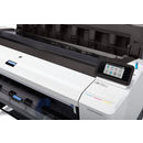 HP Designjet T1600 screen - HP Designjet T1600