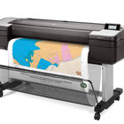 HP DesignJet T1700 with GIS Print
