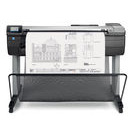 Easy to use Scanner - HP Designjet T830 36 inch Printer F9A30A