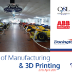 Future of Manufacturing & 3D Printing Roadshow- DERBY