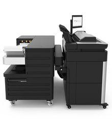 HP F40 Folder with DesignJet XL3600
