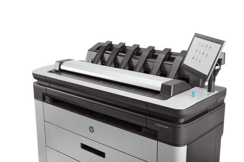 HP DesignJet XL 3600 | Stanford Marsh