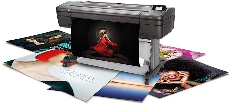 HP DesignJet Z6 PostScript Printer series | Stanford Marsh