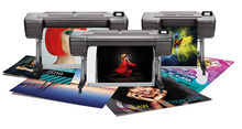 HP Designjet Z6 Postcript Series - HP launch innovative new Z6 and Z9+ printers