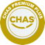 CHAS Gold Certified